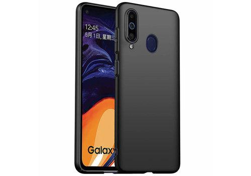 Samsung A60  Hoesje Zwart CoolSkin Slim