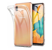 Colorfone Samsung A60 Hoesje Transparant - CoolSkin3T