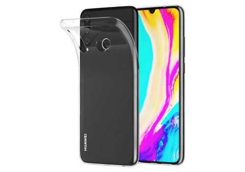 CoolSkin3T Huawei P Smart Plus 2019 Transparant Wit