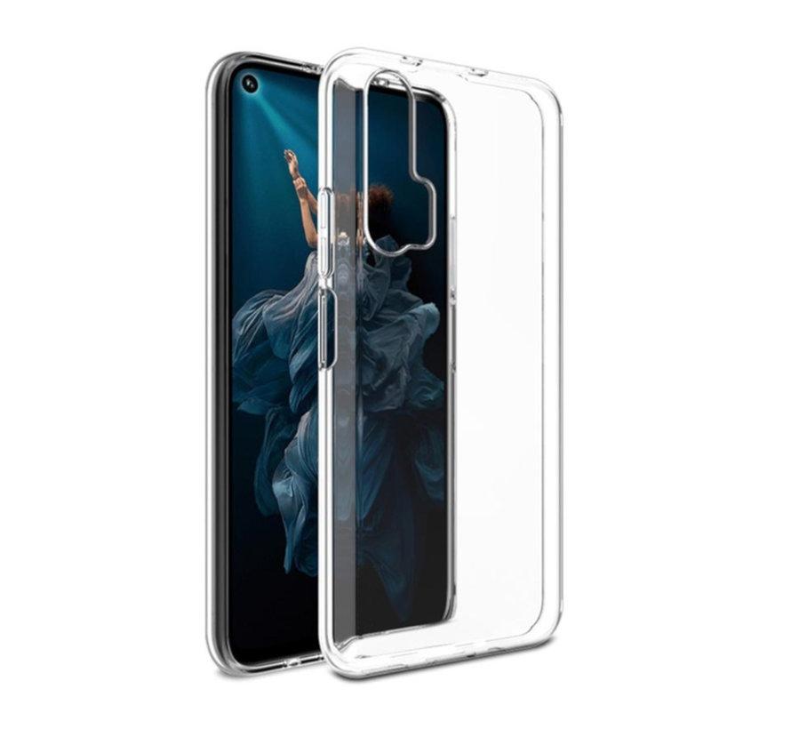 Huawei Honor 20 Pro Hoesje Transparant - CoolSkin3T