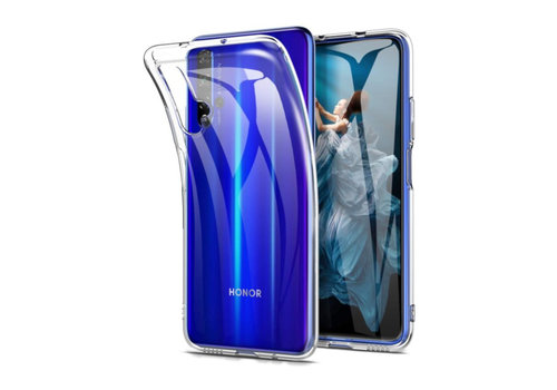 Huawei Honor 20 Hoesje Transparant - CoolSkin3T