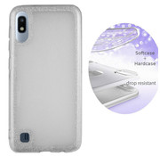 Colorfone BackCover Layer Samsung A10 Zilver