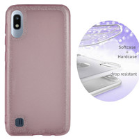 BackCover Layer TPU + PC Samsung A10 Pink