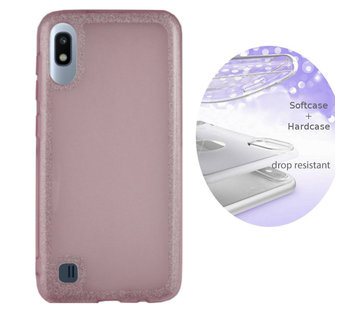 Colorfone BackCover Layer Samsung A10 Roze