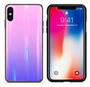 Colorfone iPhone X and Xs Case Pink - Aurora