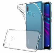 Colorfone Huawei Y6 2019  Hoesje Transparant CoolSkin3T
