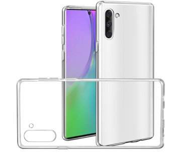 Colorfone Samsung Galaxy Note 10 Hoesje Transparant CoolSkin3T