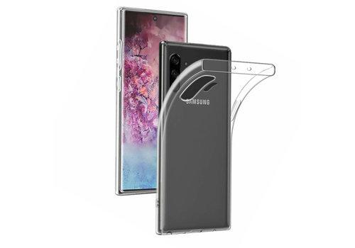 Samsung Galaxy Note 10 Plus  Hoesje Wit CoolSkin3T
