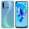 Colorfone Hoesje CoolSkin3T voor Huawei P 20 Lite 2019 Transparant Wit