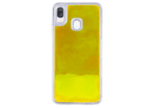 CoolSkin Liquid Neon A20E Yellow