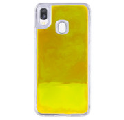 Colorfone Samsung A40 Case Yellow - Neon
