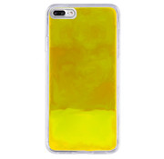 Colorfone iPhone SE 2020 and 8 and 7 and 6 Case Yellow - Neon