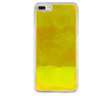 Colorfone CoolSkin Liquid Neon iPhone SE 2020 - 8 - 7 - 6 Geel