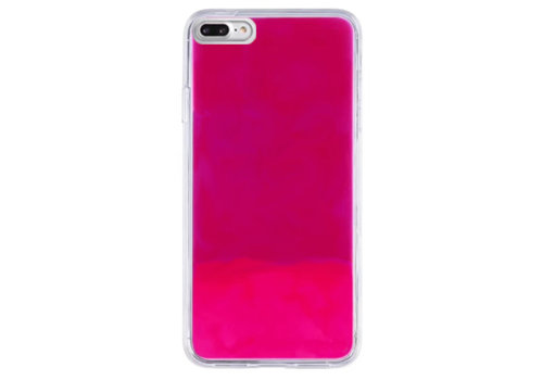 CoolSkin Liquid Neon iPhone 8 Plus/7 Plus/6 Plus Pink