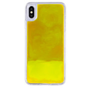 Colorfone iPhone X and Xs Case Yellow - Neon