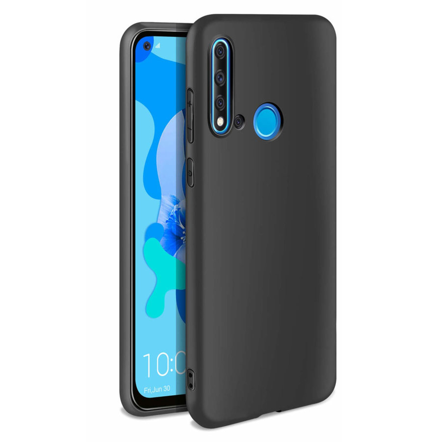 Case CoolSkin Slim for Huawei P20 Lite 2019 Black