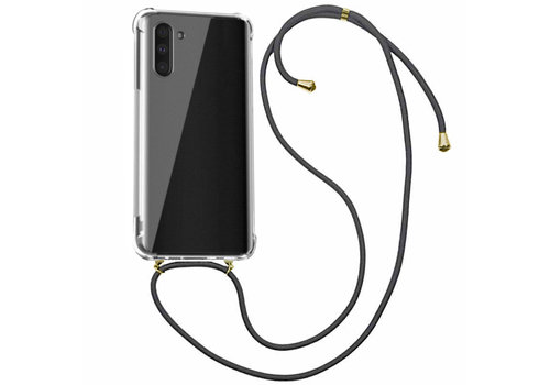 Shockproof Cord Note 10 Transparent