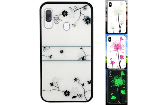 BackCover Magic Glass A20/A30 Roos
