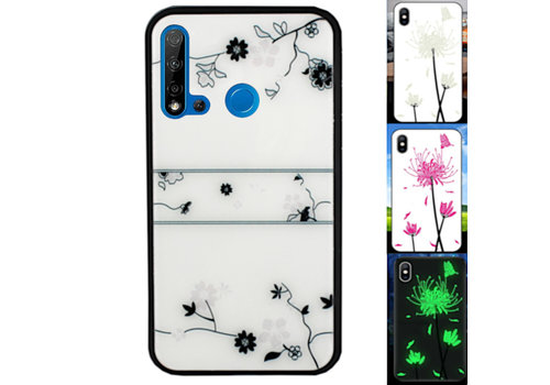 BackCover Magic Glass P20 Lite 2019 Roos