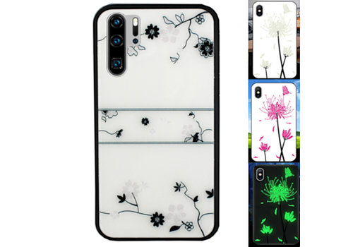 BackCover Magic Glass P30 Pro Roos