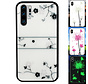 Huawei P30 Pro Hoesje Roos - BackCover Magic Glass