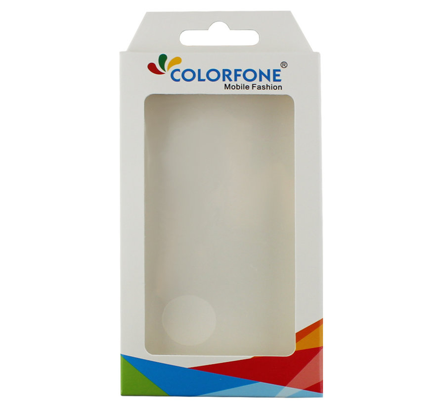 iPhone 11 Pro Siliconen Hoesje Transparant - CoolSkin3T
