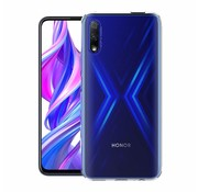 Colorfone Huawei Honor 9X - 9X Pro Hoesje Transparant CoolSkin3T