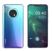 Colorfone Huawei Mate 30 Hoesje Transparant CoolSkin3T