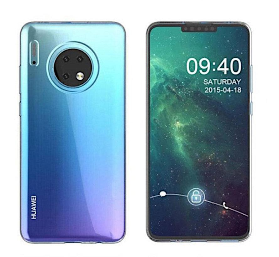 Huawei Mate 30 Hoesje Transparant - CoolSkin3T