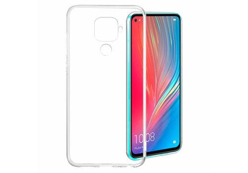 Huawei Mate 30 Lite Hoesje Transparant CoolSkin3T