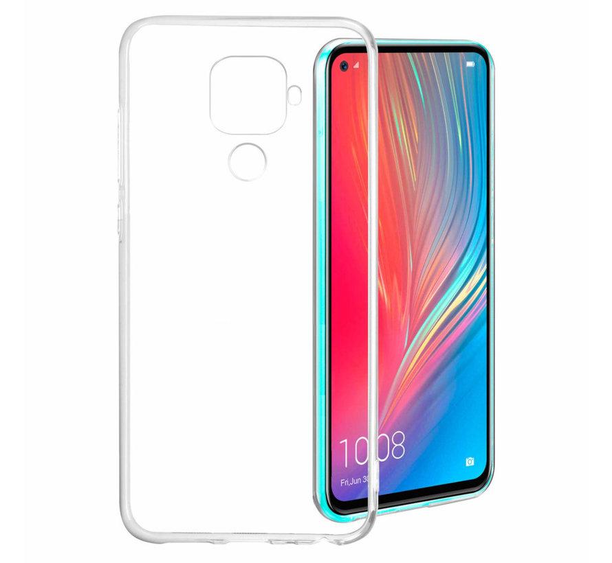 Huawei Mate 30 Lite Hoesje Transparant - CoolSkin3T