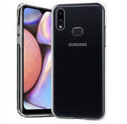 Colorfone Samsung A10S  Hoesje Transparant CoolSkin3T