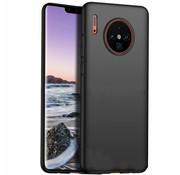 Colorfone Huawei Mate 30  Hoesje Zwart CoolSkin Slim