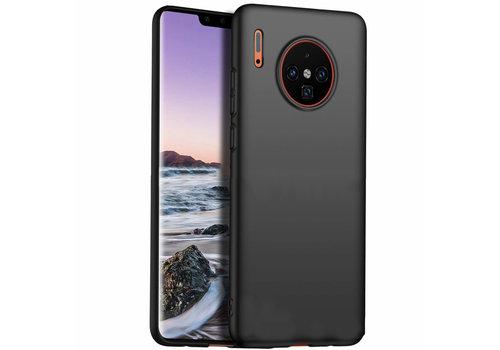 Huawei Mate 30  Hoesje Zwart CoolSkin Slim