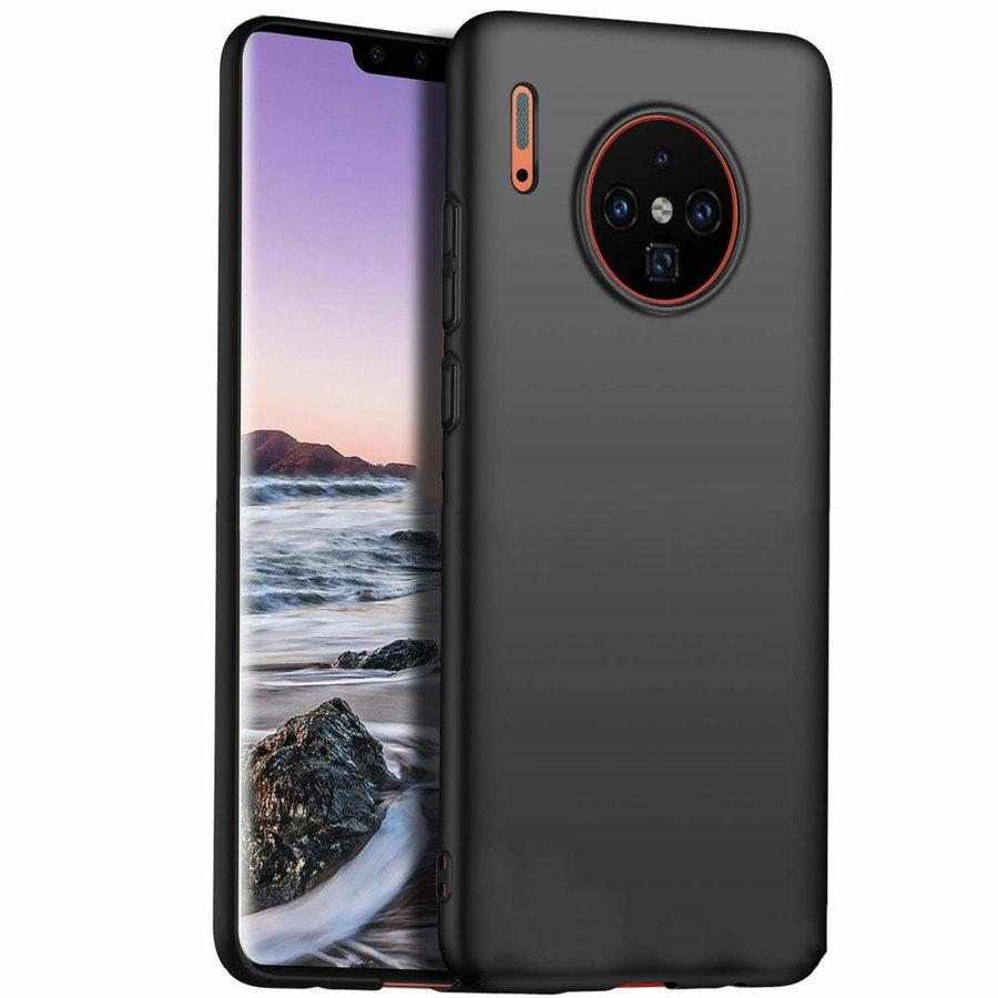 Case CoolSkin Slim TPU for Huawei Mate 30 Black