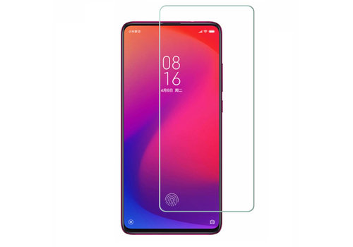 Xiaomi Mi 9T Screenprotector Glas 9H