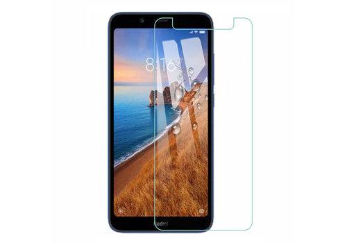 Xiaomi Redmi 7A Screenprotector Glas 9H