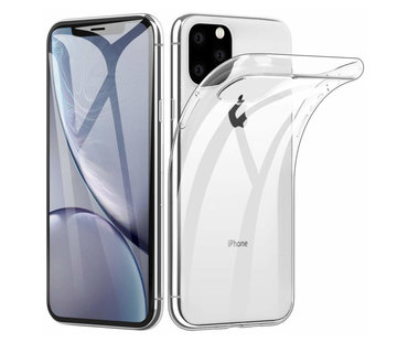 Colorfone iPhone 11 Pro  Hoesje Transparant CoolSkin3T