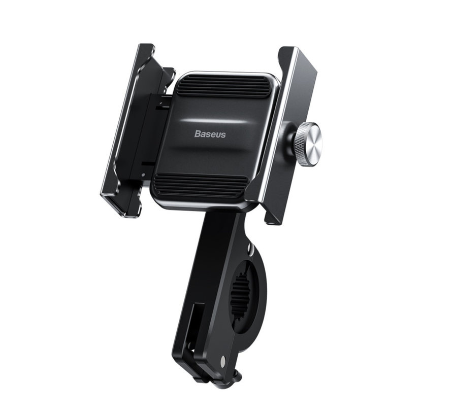 Baseus Knight Motorcycle holder Fietshouder - Geschikt voor mobiele telefoons van 4,7 tot 6,5 inch