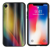 Colorfone Aurora Glass iPhone Xr Geel