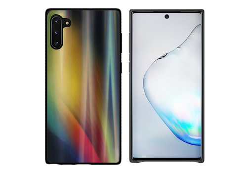 Aurora Glass Note 10 Geel