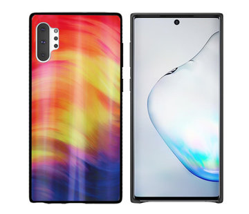 Colorfone Aurora Glass Note 10 Plus Paars