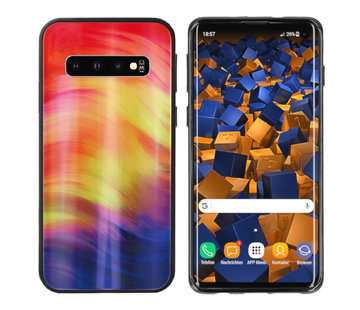 Colorfone Aurora Glass S10 Plus Paars
