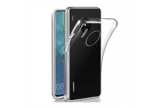 Huawei Mate 30 Pro Hoesje Transparant CoolSkin3T