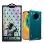 Atouchbo Huawei Mate 30 Lite Hoesje Shock Proof  Transparant  AntiShock