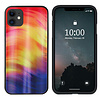 Colorfone BackCover Aurora Glass voor Apple iPhone 11 Pro (5.8) Paars
