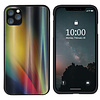 Colorfone BackCover Aurora Glass voor Apple iPhone 11 Pro Max (6.5) Geel