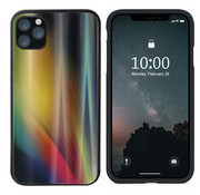 Colorfone Aurora Glass iPhone 11 Pro Max (6.5) Geel