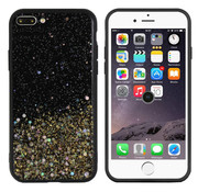 Colorfone iPhone 8 Plus and 7 Plus Case Gold Glitter - Spark