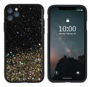Colorfone iPhone 11 Pro Case Gold Glitter - Spark